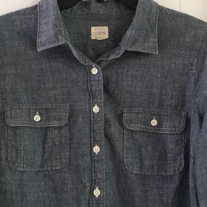 J. Crew Tops - J Crew shirt size M